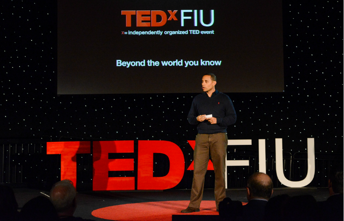 50@50: TEDxFIU becomes one of university's marquee events