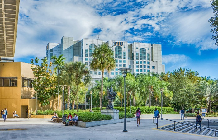 FIU ranked 64th on Forbes' list of America's Best Employers