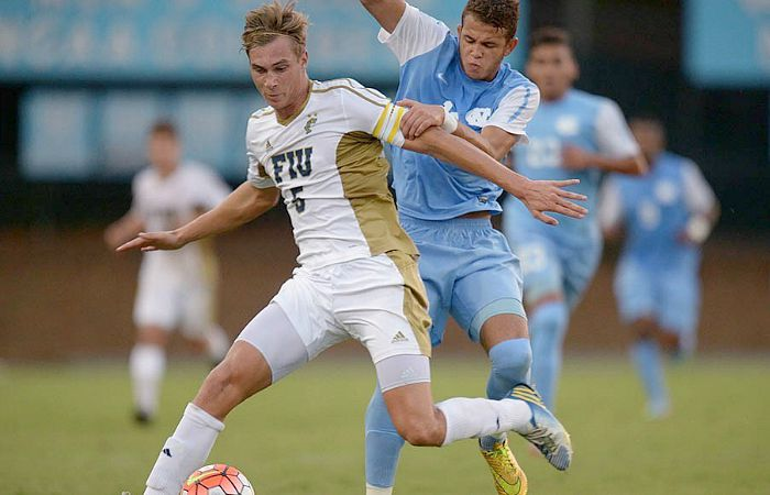 Men's soccer hoping early tests lead to later success
