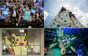 July 2016 in photos: Pokémon, Hillary Clinton, SummerFest