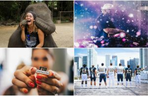 July 2017 in photos: SummerFest, volcano sharks and an elephant