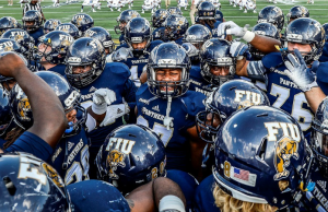 FIU Football hosts N.C. Central on Saturday, Sept. 19 in the 2015 home opener at FIU Stadium.