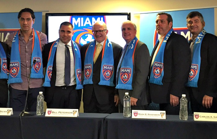 New professional soccer team will play at FIU Stadium in 2016