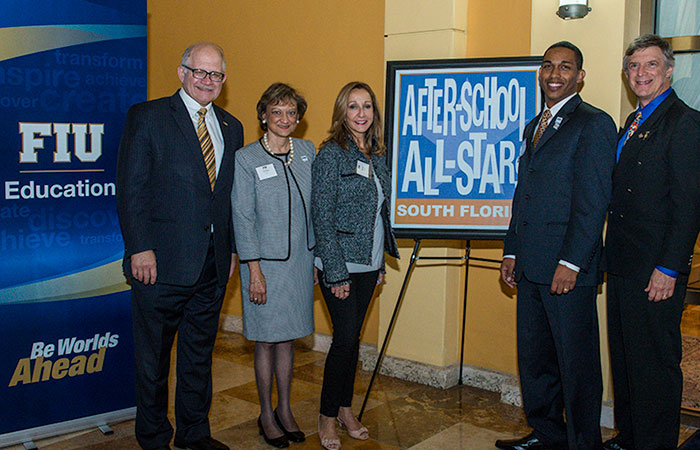 All-Stars program helps middle school students excel in school, life