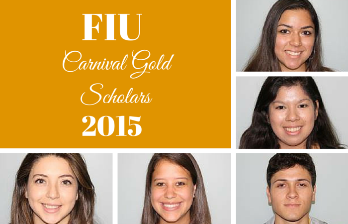Carnival Foundation awards full scholarships to 5 students