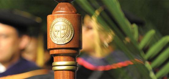 FIU Ceremonial Mace