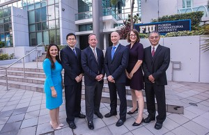 FIU real estate faculty