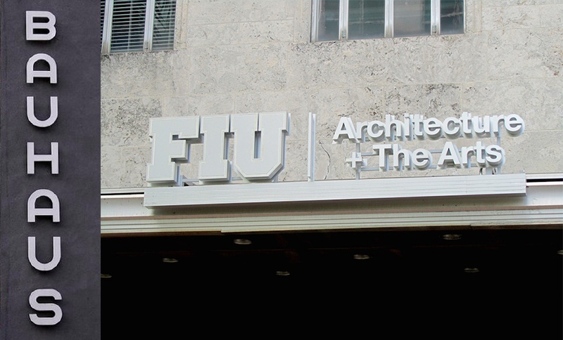 FIU partners with Bauhaus to advance art, design and architecture