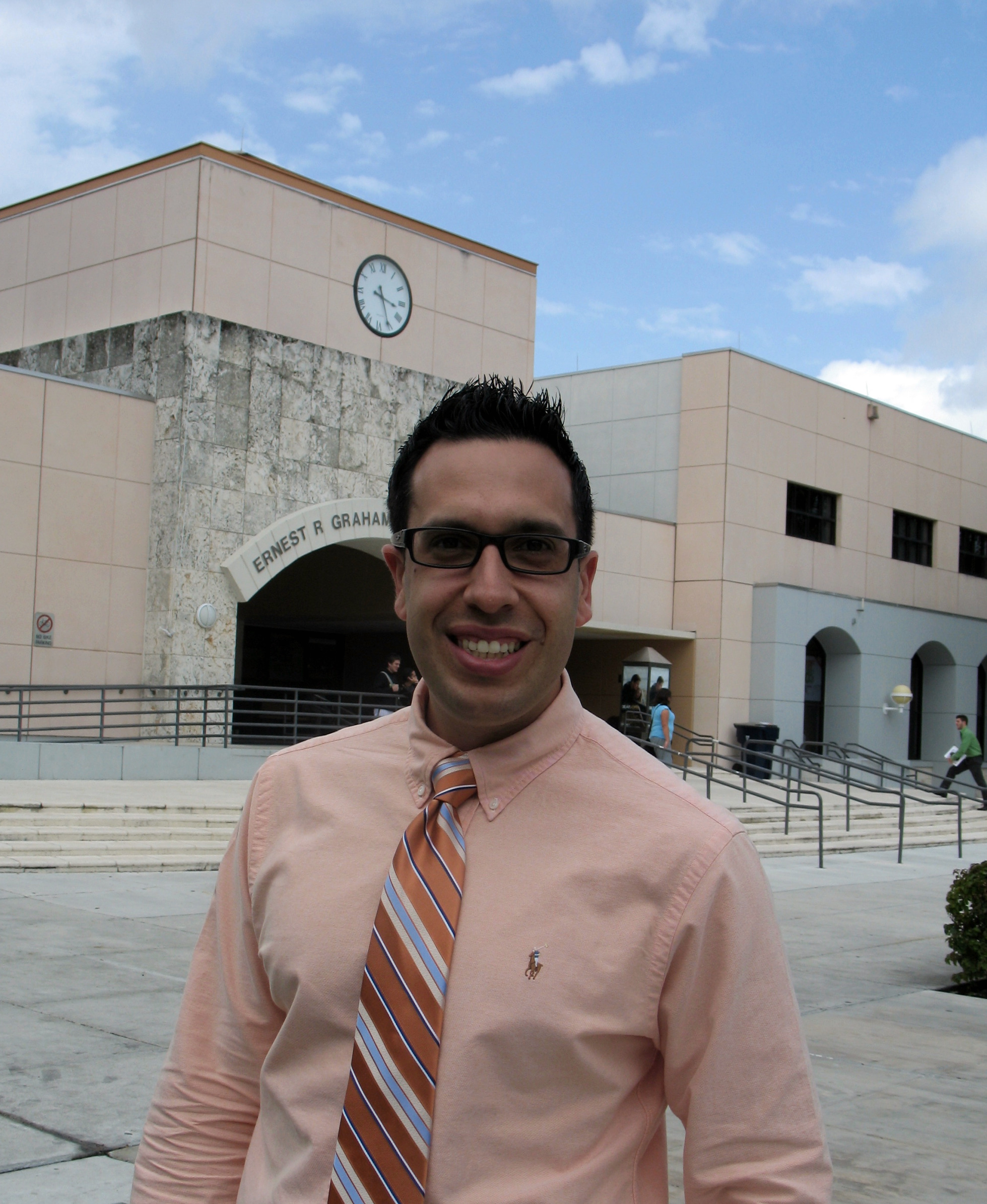 FIYou: Angel Garcia '05, MS '07