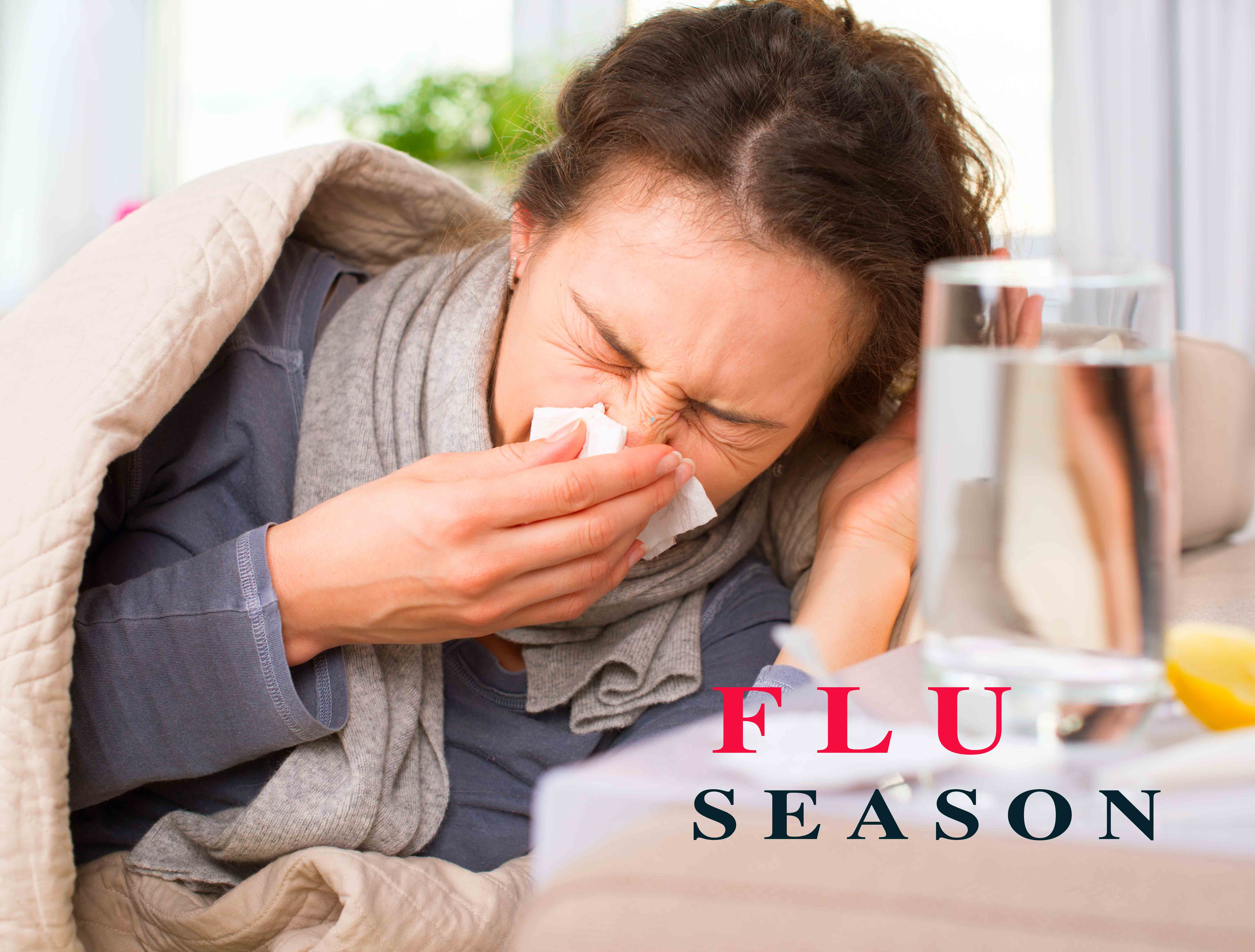 It's flu season: 5 things you need to know about the flu and flu shots