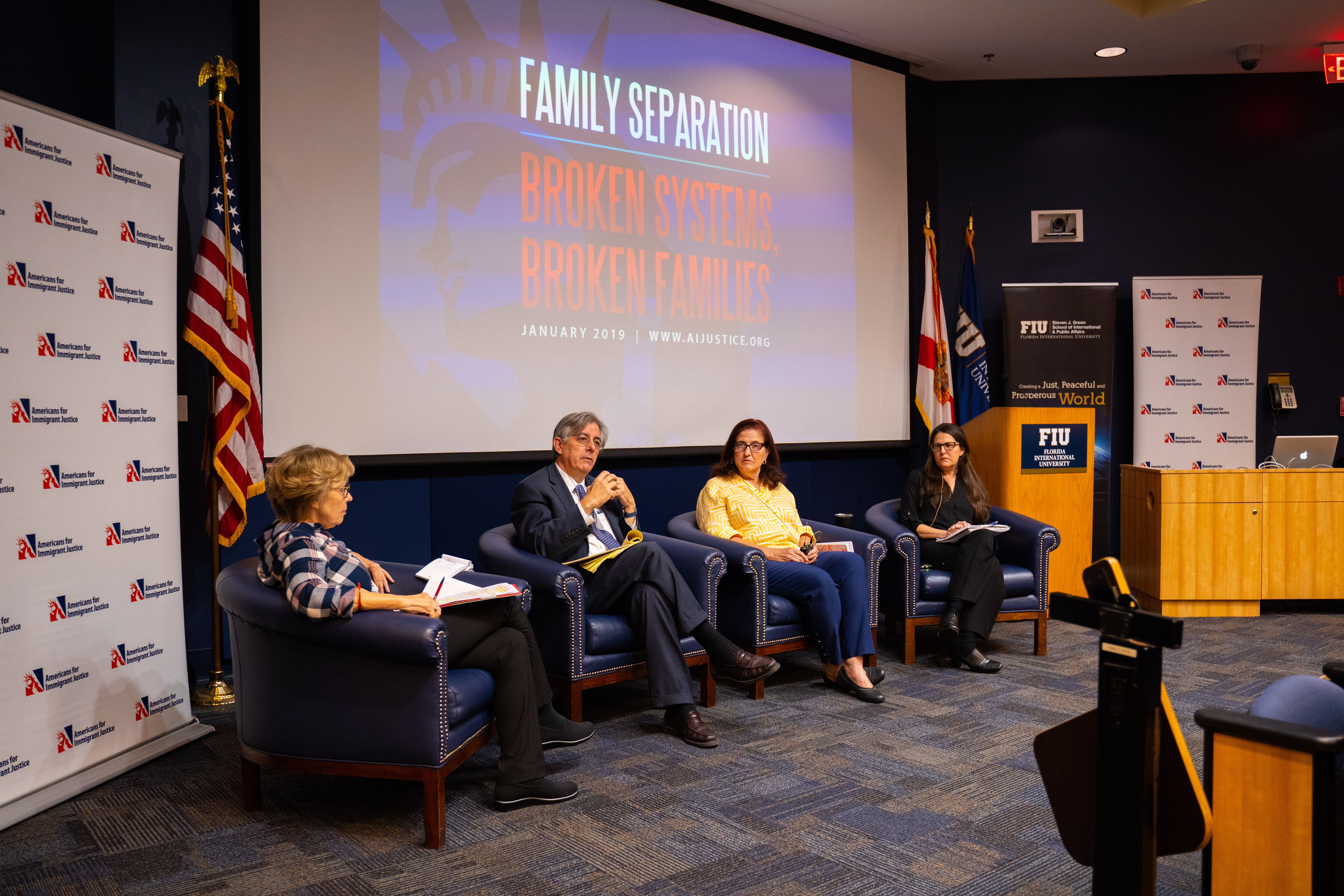 Family Separation Event