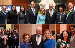 FIU celebrates its role as a solutions center with members of the 116th Congress