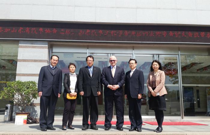 President Rosenberg China blog