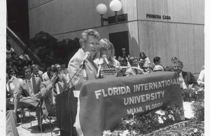 50@50: FIU welcomes its 'First-Class First Class' in 1981