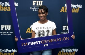 FIU recognized for first-generation student success programs, initiatives