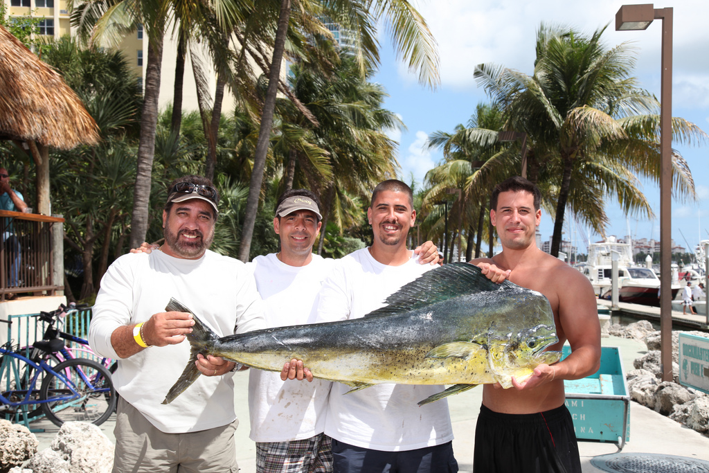 Alumni Association hosts 11th annual FIU Scholarship Fishing Tournament, with free dock party