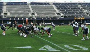 Fall practice begins for FIU football