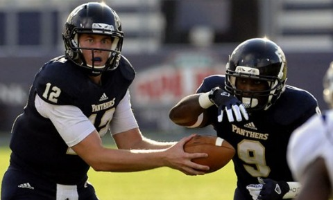 Jake Medlock and Kedrick Rhodes figure to be an integral part of the FIU offense this season.
