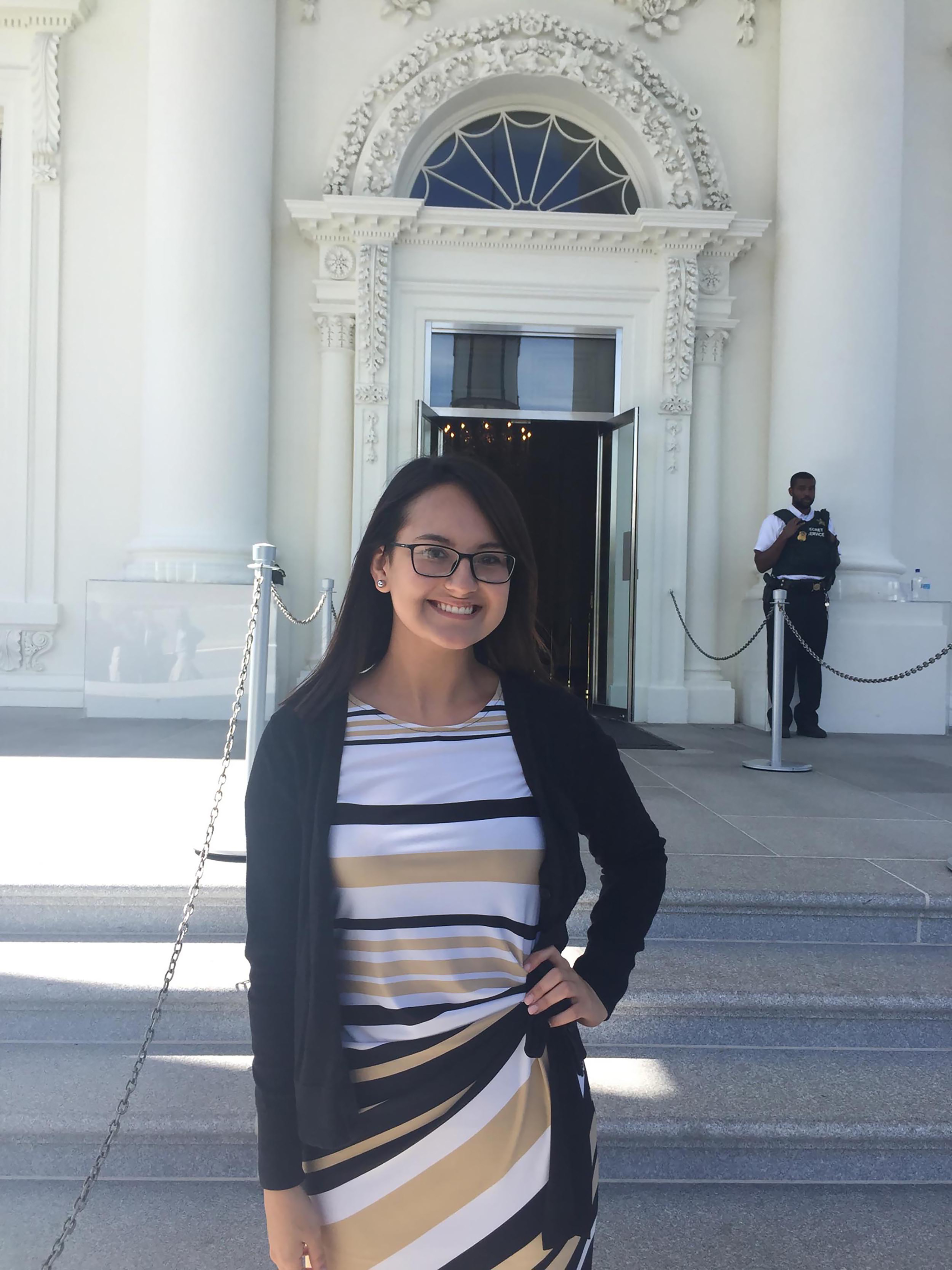 My internship at the White House