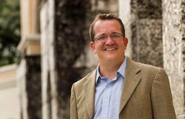 New Alumni Association president sets sights high
