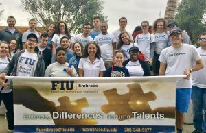 For FIU Embrace director, mission to improve lives for those with developmental disabilities is personal