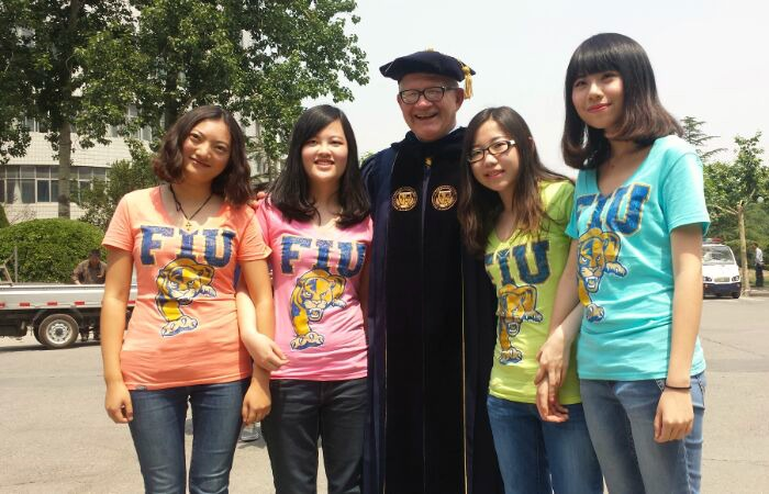 President Rosenberg blogs from China: May 18, 2014