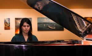 Gabriella Guerrero pre-med major
