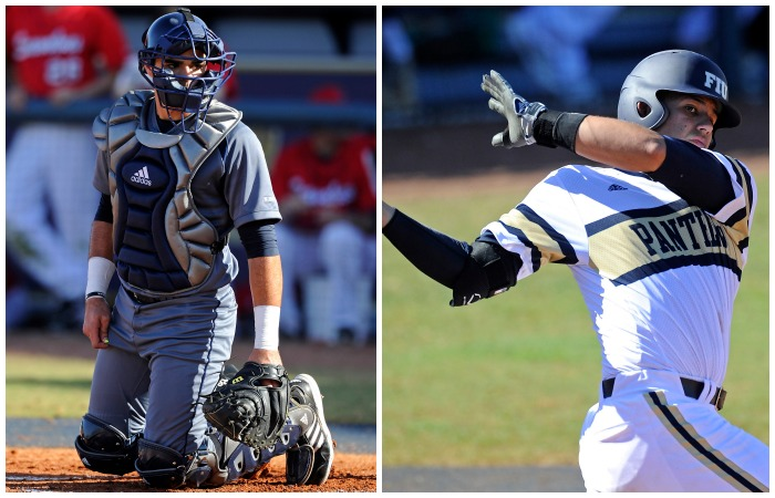 A tale of two catchers: FIU baseball boasts a strong duo behind the plate