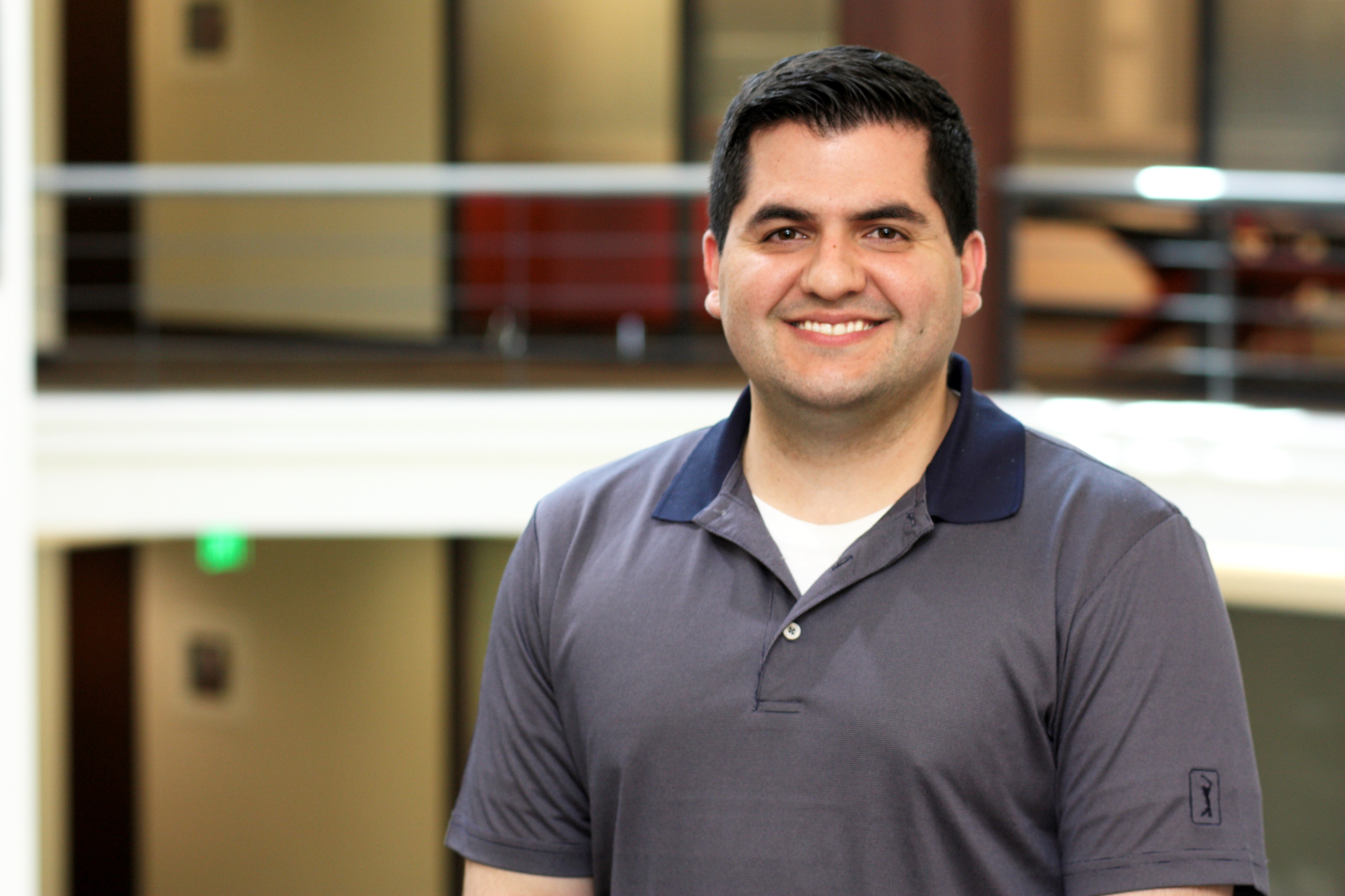 Giovanni Giannola, FIU computer engineering grad and CEO of Globalesm, Inc.