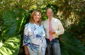 FIU Emeritus Professor Walter Goldberg and his wife, Rosalie's gift has led to the establishment of a professorship of tropical ecology in the College of Arts, Sciences & Education.