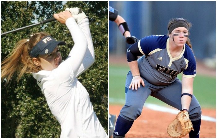 Women's golf, softball ready to host FIU's first Conference USA tournaments