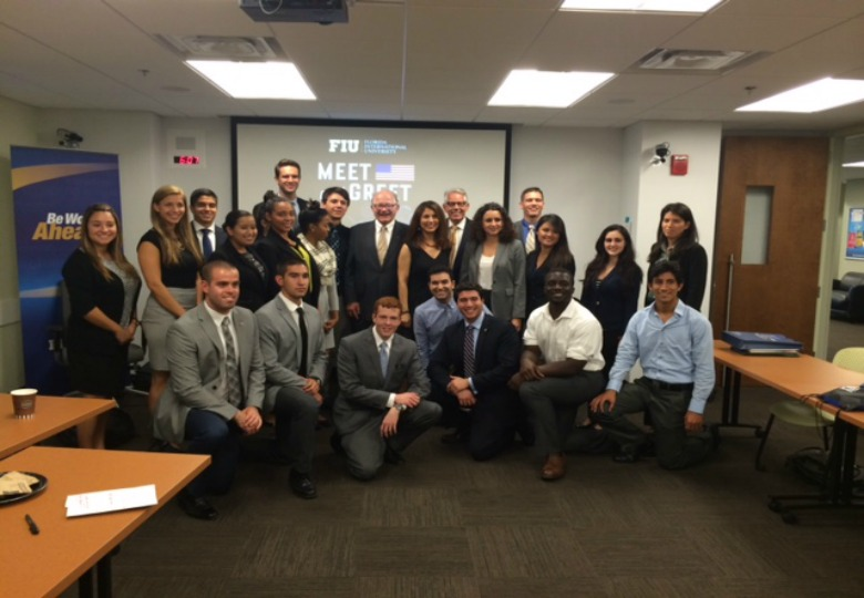 D.C. Update: FIU asserts leadership in STEM education, disaster-related solutions