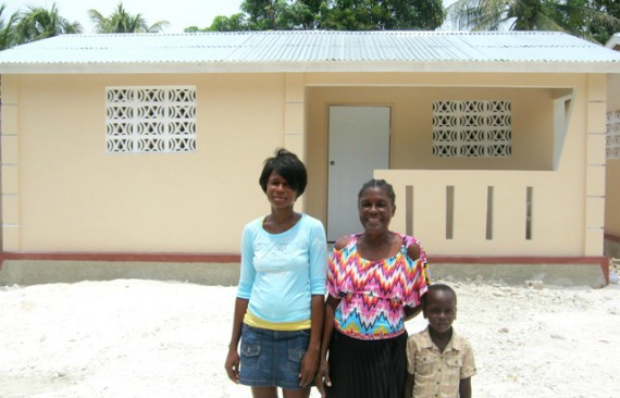 Alumna's beauty pageant title helps her build homes in Haiti