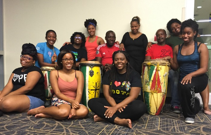 Student club celebrates Haitian culture with FIU community