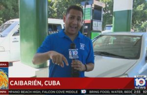 Our man in Havana: Alumnus is Cuba-based reporter