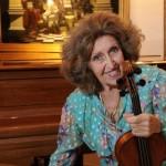 Violinist Ida Haendel