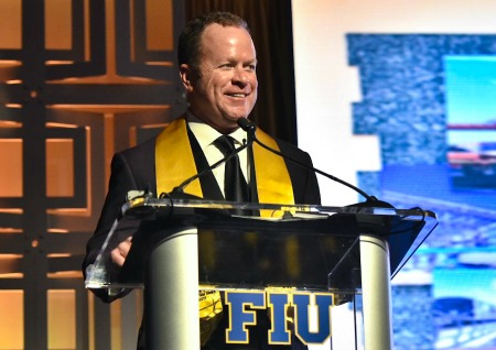 Chad Moss makes largest donation to FIU by an alumnus