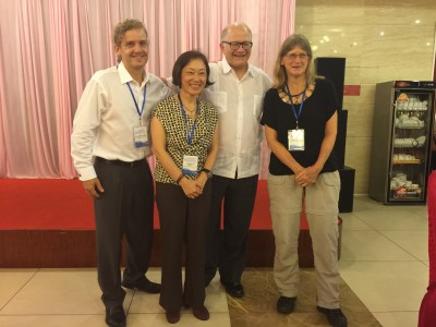 President Rosenberg blogs from China: Hainan diary