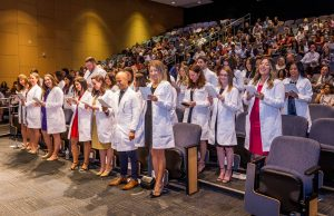 College of Medicine graduates first class of physician assistants