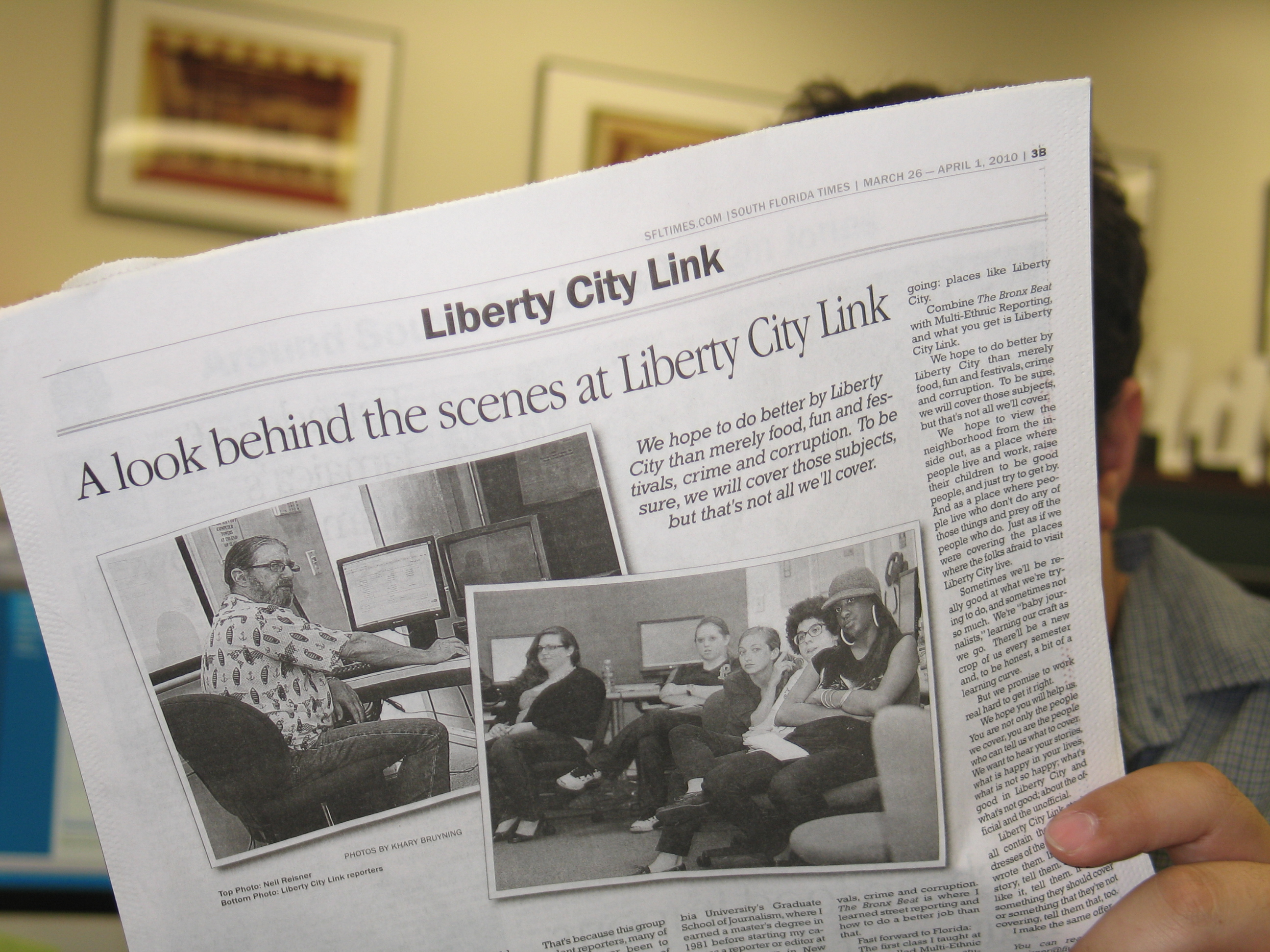 """Liberty City Link"" dissolves barriers in diverse communities"