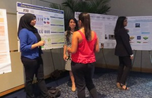 Student researchers present work at annual conference