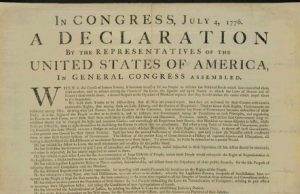 The Declaration and the self-evident benefits of editing