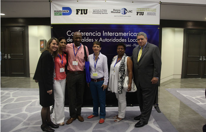 Promoting democratic, local governance in Latin America and the Caribbean