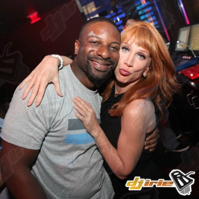DJ Irie Kathy Griffin
