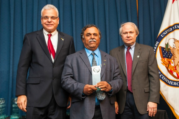 FIU's Iyengar inducted as a Fellow by National Academy of Inventors