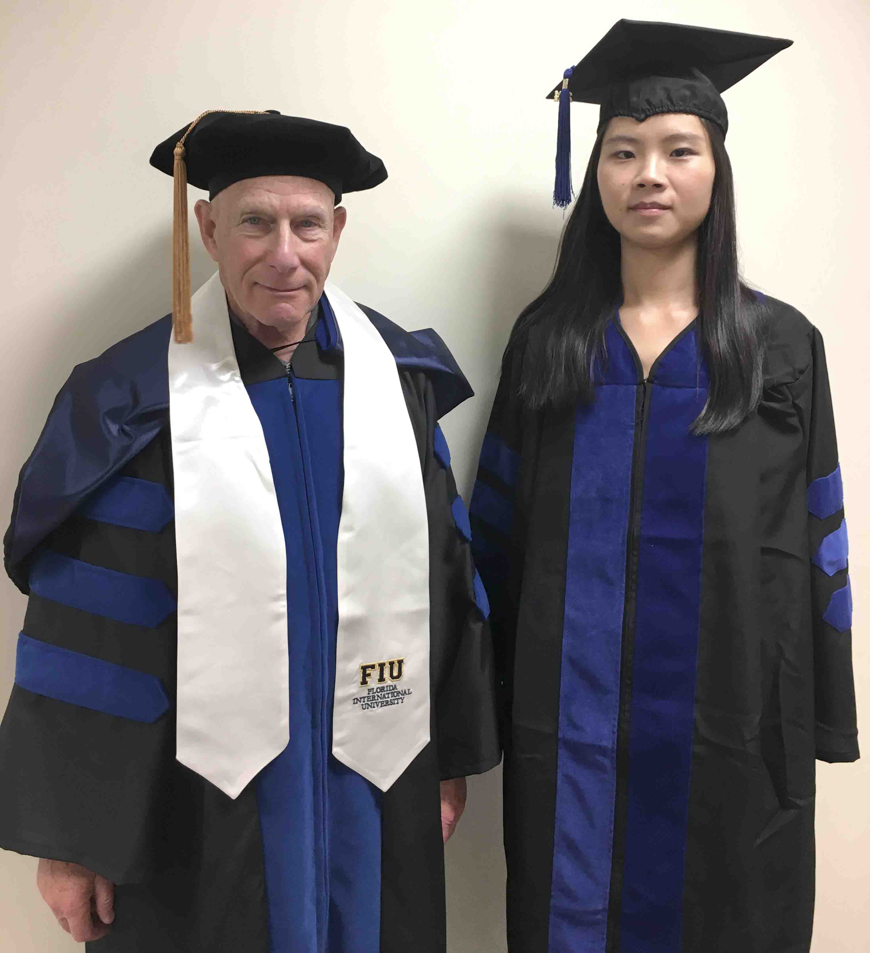 Prof. Barry Rosen, Ph.D. and Jiaojiao Li, M.D., Ph.D.