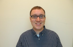 Jason Daniel, FIU history Ph.D. student