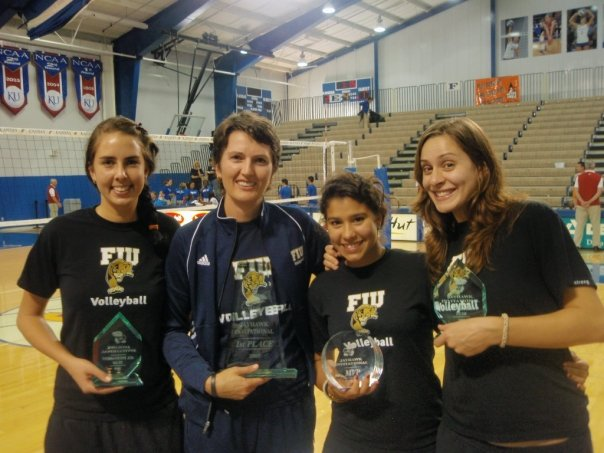 FIU vs UM, Women's Volleyball – Sept. 10, 7pm