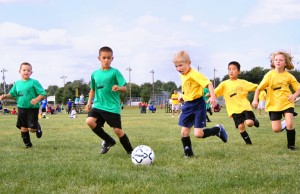 Summer Program helps children with ADHD benefit from sports