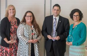 HR professional recognized for positive impact in the field